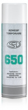ADESIVO TEMPORANEO 650 FORTE ML.500